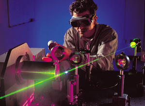 laser system service and repair
