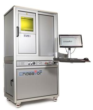 endeavor J series fiber laser marking system