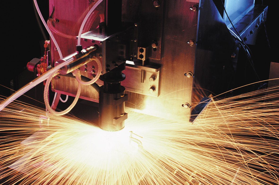 Industrial Laser Repair and Service